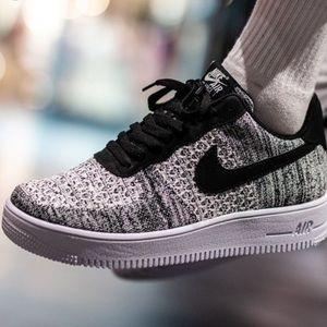 Nike air force 1 flyknit 2.0 sneakers